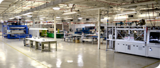 PV manufacturer - inside ASP Factory