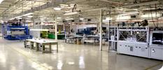 PV manufacturer - inside ASP Factory